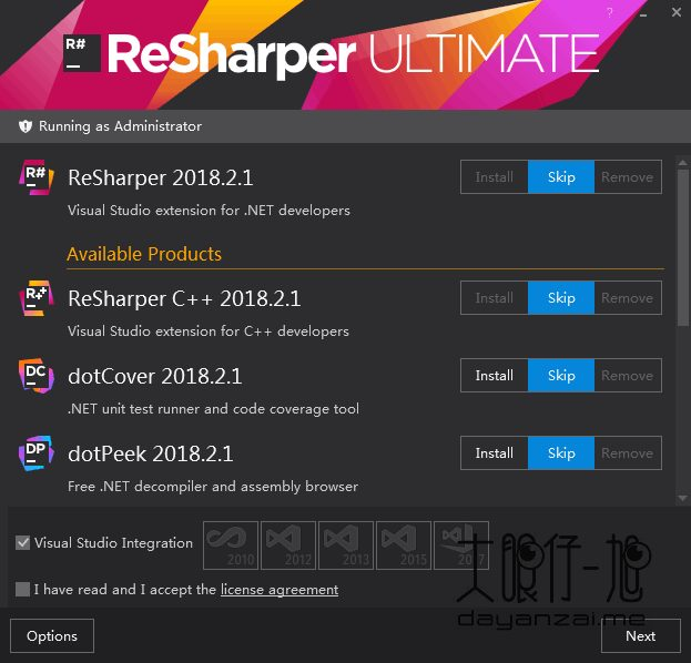 VisualStudio 增强工具 JetBrains ReSharper Ultimate 下载