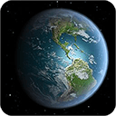 Earth HD Deluxe Edition  3.4.0 汉化版 安卓 3D 地球动态壁纸